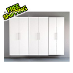 "Prepac HangUps 102"" Storage Cabinet Set L - 3pc"