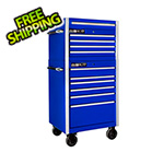 "Proslat Blue 30"" Rolling Tool Chest Combo"