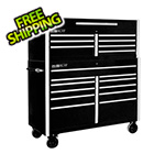 "Proslat Black 54"" Rolling Tool Chest Combo"