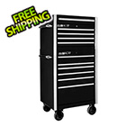 "Proslat Black 30"" Rolling Tool Chest Combo"