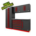 Proslat Fusion Pro 5-Piece Tool Cabinet System (Barrett-Jackson Edition)