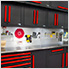 Fusion Pro 6-Piece Garage Cabinet System (Barrett-Jackson Edition)