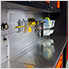 Fusion Pro 6-Piece Garage Cabinet System (Orange)