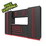 Proslat Fusion Pro 6-Piece Tool Cabinet System (Barrett-Jackson Edition)