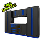 Proslat Fusion Pro 6-Piece Tool Cabinet System (Blue)