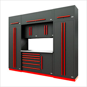 Fusion Pro 9-Piece Tool Cabinet System (Barrett-Jackson Edition)