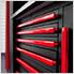 Fusion Pro 10-Piece Tool Cabinet System (Barrett-Jackson Edition)