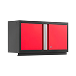 "NewAge Garage Cabinets BOLD Series 3.0 Red 36"" Wall Cabinet"