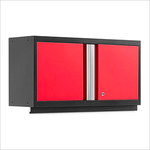 """BOLD Series 3.0 Red 36"""" Wall Cabinet"""