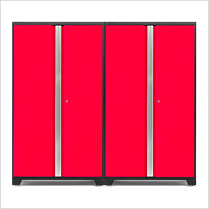 """BOLD 3.0 Series Two 42"""" Red Lockers"""