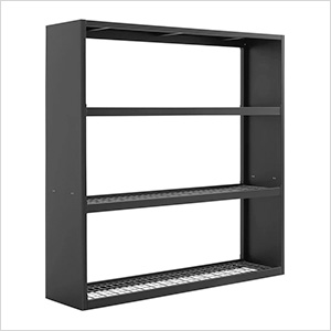 "BOLD 3.0 Series 72"" Wall-Mounted Rack"
