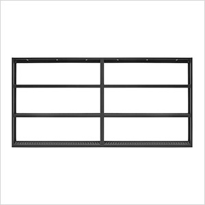 "BOLD 3.0 Series Two 72"" Wall-Mounted Racks"