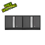 NewAge Garage Cabinets 2 x BOLD Series 3.0 Grey Wall Cabinets