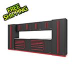 Proslat Fusion Pro 10-Piece Tool Cabinet System (Barrett-Jackson Edition)