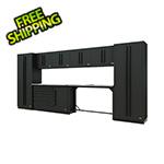 Proslat Fusion Pro 10-Piece Workbench System (Black)