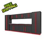Proslat Fusion Pro 10-Piece Garage Storage System (Barrett-Jackson Edition)