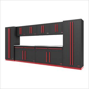 Fusion Pro 10-Piece Garage Storage System (Barrett-Jackson Edition)
