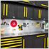 Fusion Pro 10-Piece Garage Storage System (Yellow)