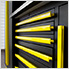 Fusion Pro 10-Piece Garage Cabinet System (Yellow)