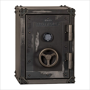 Ironworks 85 Minute Fire Rated Safe with Electronic Lock
