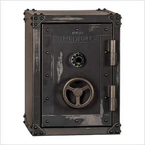 Ironworks 85 Minute Fire Rated Safe with Dial Lock