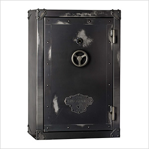 Ironworks 85 Minute Fire Rated 54 Long Gun Safe with Electronic Lock