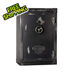 Rhino Metals Ironworks 85 Minute Fire Rated 54 Long Gun Safe with Dial Lock