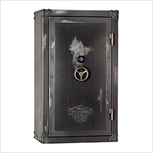 Ironworks 85 Minute Fire Rated 54 Long Gun Safe with Dial Lock