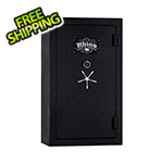 Rhino Metals Warthog 80 Minute Fire Rated 54 Long Gun Safe with Electronic Lock
