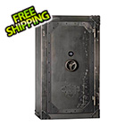 Rhino Metals Ironworks 130 Minute Fire Rated 54 Long Gun Safe with Dial Lock