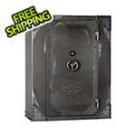 Rhino Metals Ironworks 130 Minute Fire Rated 68 Long Gun Safe with Dial Lock
