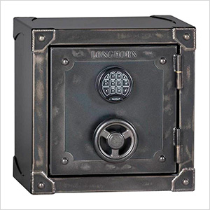 Longhorn 60 Minute Fire Rated Home / Office Safe with Electronic Lock