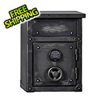 Rhino Metals Longhorn Security Safe / End Table / Nightstand