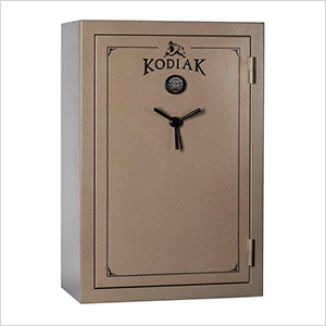 Kodiak 60 Minute Fire Rated 52 Long Gun Safe with Electronic Lock