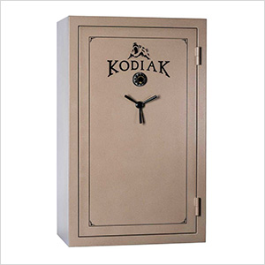 Kodiak 60 Minute Fire Rated 58 Long Gun Safe with Dial Lock