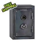 Rhino Metals Kodiak 60 Minute Fire Rated Safe with Dial Lock