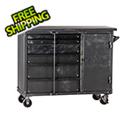 Rhino Metals Ironworks 55-Inch Rolling Tool Chest