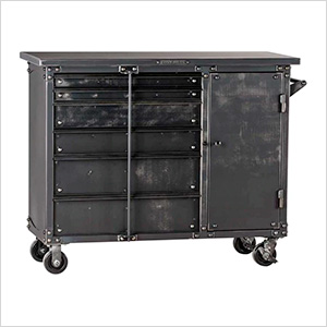 Ironworks 55-Inch Rolling Tool Chest