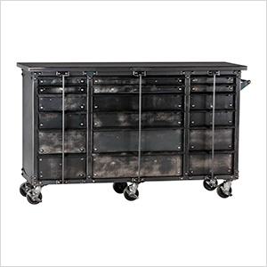 Ironworks 72-Inch Rolling Tool Chest