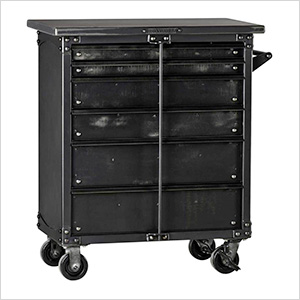 Ironworks 37-Inch Rolling Tool Chest