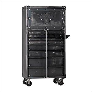 Ironworks 34-Inch Rolling Tool Chest