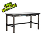 "Rhino Metals Ironworks 42"" Tall Work Desk"