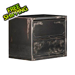 Rhino Metals Ironworks Lateral File Cabinet