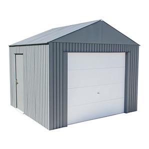 Sojag Everest Garage 12 X 10 Charcoal