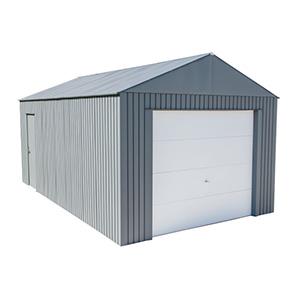 Sojag Everest Garage 12 X 20 Charcoal