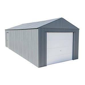 Sojag Everest Garage 12 X 30 Charcoal