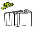 Arrow Sheds RV Carport - 14' x 29' x 14' (Charcoal Roof)