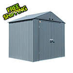 Arrow Sheds Elite 8' x 6' Steel Storage Shed
