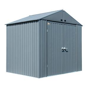 Elite 8 X 6 Steel Storage Shed
