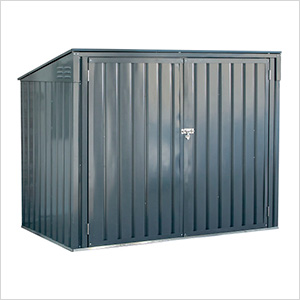 Storboss 6' x 3' Horizontal Shed